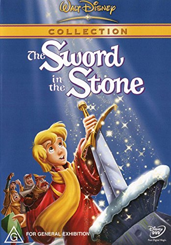 The Sword In The Stone | NON-USA Format | PAL Region 4 & 2 Import - Australia