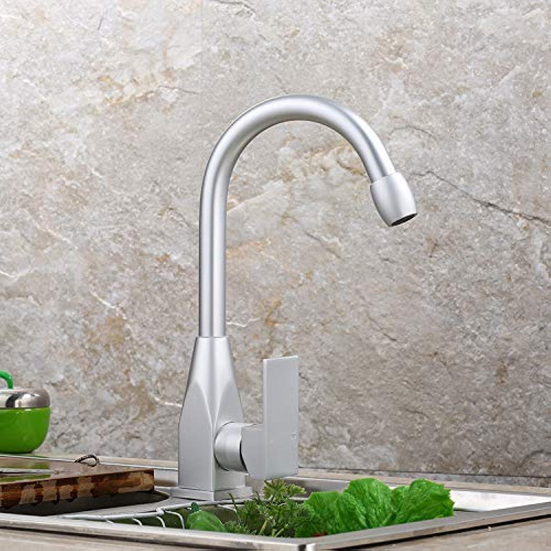 SEBAS Home Wasserhahn Wasserhahn Küchenspüle Sink Sink Wasserhahn Square Dish Matte Single Dish Wasserhahn