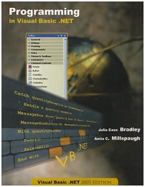 Programming in Visual Basic.NET 2005