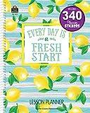 Teacher Created Resources - Planificador de clases de ralladura de limón (TCR8271)