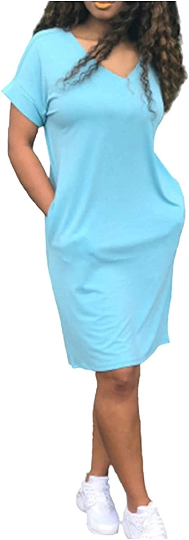 Women's Mini Rapid rise OFFicial store Dress Summer Dresses Women for Dres Womens
