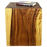 Convertible Wood Cube Accent Table (1)