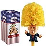 Donald Trump Toilet Brush With Base Commander In Crap