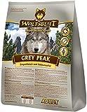 Wolfsblut | Grey Peak | 15 kg | Ziege | Trockenfutter | Hundefutter | Getreidefrei