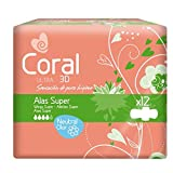 Coral Ultra Super ALAS 12 UND, Negro, Estandar