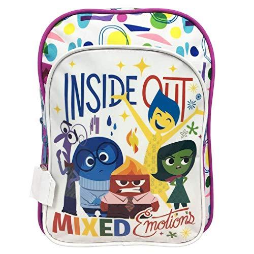 Mochila infantil de Disney Inside Out con caracteres estampados