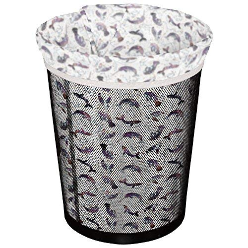 Planet Wise Small Diaper Pail Liner - Celestial Sea