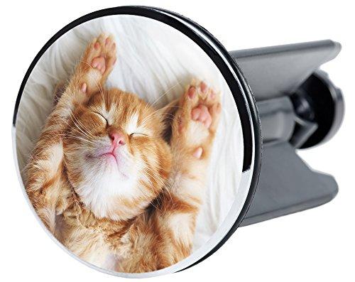 Waschbeckenstöpsel Lilly, passend für alle handelsüblichen Waschbecken, hochwertige Qualität ✶✶✶✶✶