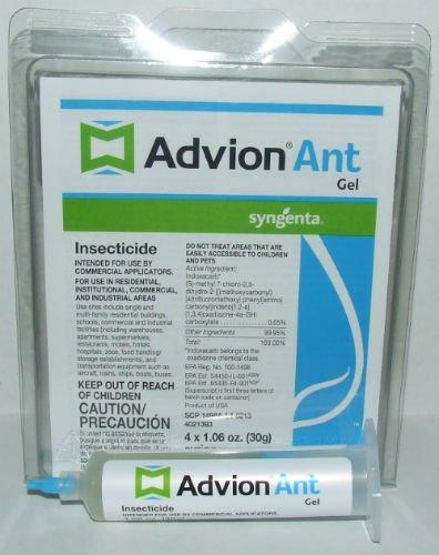 Advion Ant Bait Gel box (4 tubes)
