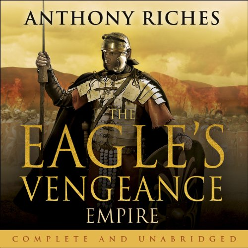 The Eagle's Vengeance audiobook cover art