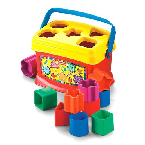 Fisher-Price Baby's First Block