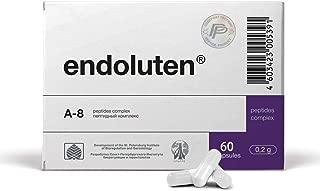 A-8 Endoluten - Pineal Peptide Bioregulator 60 Capsules