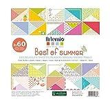 Artemio 11002270 - Set di 180 Fogli per Scrapbooking, Multicolore, 30,5 x 2,3 x 30,5 cm