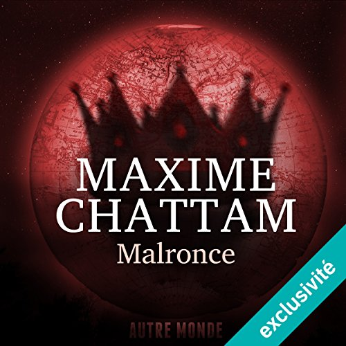 Malronce audiobook cover art