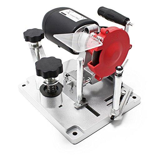 Sägeblattschärfgerät Schleifmaschine für Kreissägeblätter 110W 230V