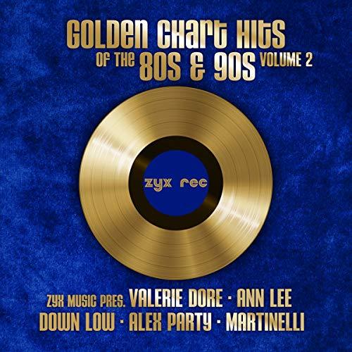 Golden Chart Hits Of The 80s & 90s Vol. 2 [Vinyl LP]
