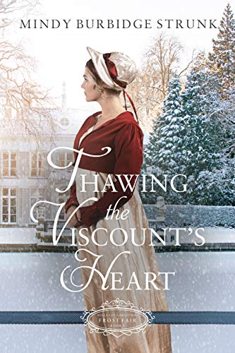 Thawing the Viscount's Heart: A Christmas Regency Romance (Belles of Christmas: