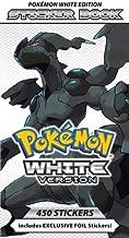 Pokemon Mini-Sticker Book: White Edition by Press Pikachu (2012-09-25)