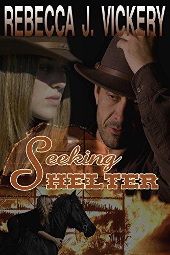 Book: Seeking Shelter by Rebecca J. Vickery
