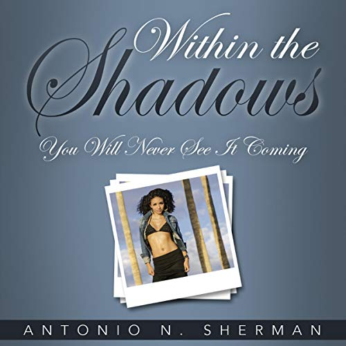 Within the Shadows audiobook cover art