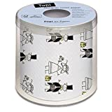 Paper + Design GmbH 00021 - Papel higiénico (10 cm), diseño de boda
