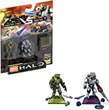 Mega CONSTRUX Halo Master Chief VS ARBITER