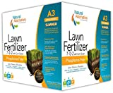 Natural Alternative Summer Lawn Fertilizer 7-0-2 Corn Gluten. Application 3 (18005)