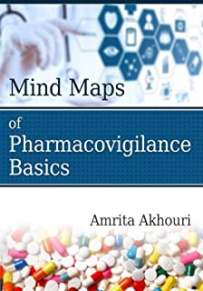 Mind Maps of Pharmacovigilance Basics