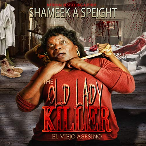 The Old Lady Killer audiobook cover art