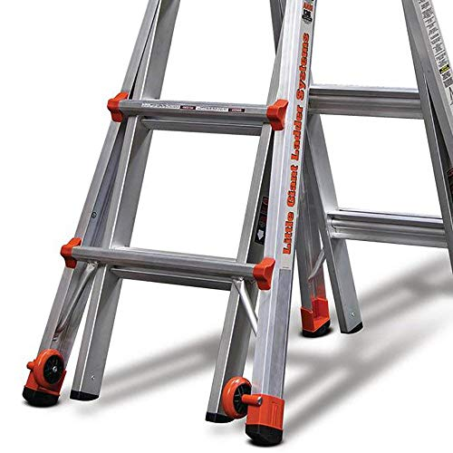 Little Giant Ladder Systems 17 Foot Type IA 300lb Capacity Aluminum Multi Position LT Ladder