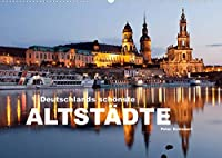 Deutschlands schoenste Altstaedte (Wandkalender 2022 DIN A2 quer): 12 wunderbar erhaltene deutsche Altstaedte. (Monatskalender, 14 Seiten )