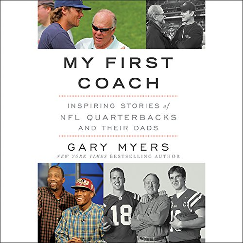 My First Coach audiobook cover art