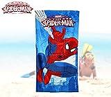 Spiderman 2454140031 - mv15066 Toalla Infantil Playa Motivo de (70 x 140 cm / 100% Algodon)