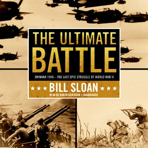 The Ultimate Battle audiobook cover art