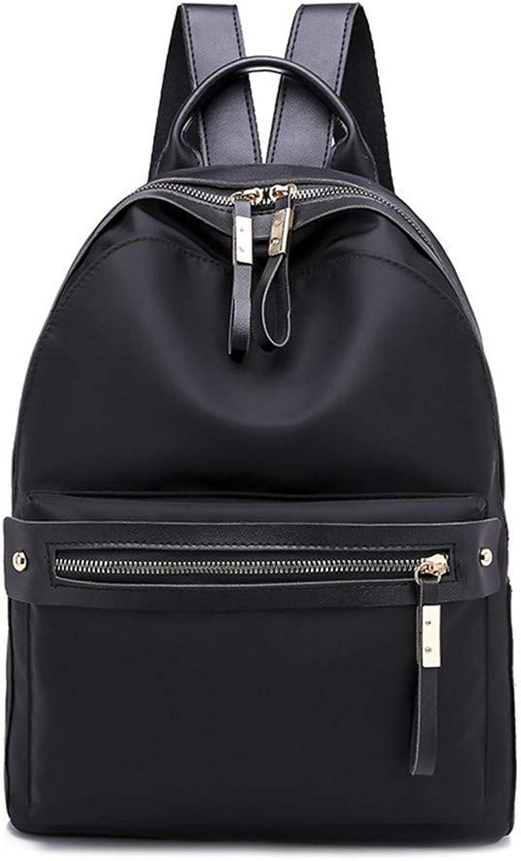 DYR Backpack Nylon oth Shoulder Bag Student Bag Outdoor Travel Bag Handbag Chest Bag