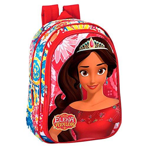 Mochila Elena De Avalor Disney Spirit 54316, 37 cm