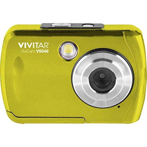 Vivitar vs048-yel cámara Digital Impermeable 16Mpx, Color Rojo