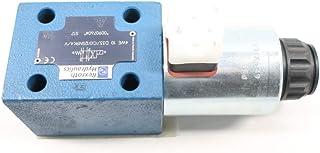 REXROTH 4WE10D33//CG125N9K4//V Hydraulic Directional Control Valve 125V-DC