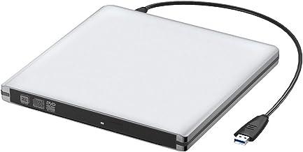 VersionTech Lecteur DVD Externe USB 3.0, Graveur Lecteur CD/CD-RW/DVD Portable pour..