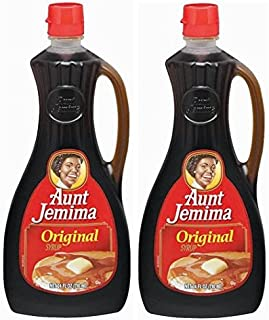Aunt Jemima Pancake Syrup 710 ml (Pack of 2)