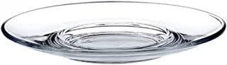 Heybeli Turkish Tea Glass Saucers (Set of 6)