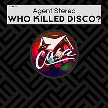Who Killed Disco