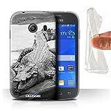 Hülle Für Samsung Galaxy Ace Style Zoo-Tiere