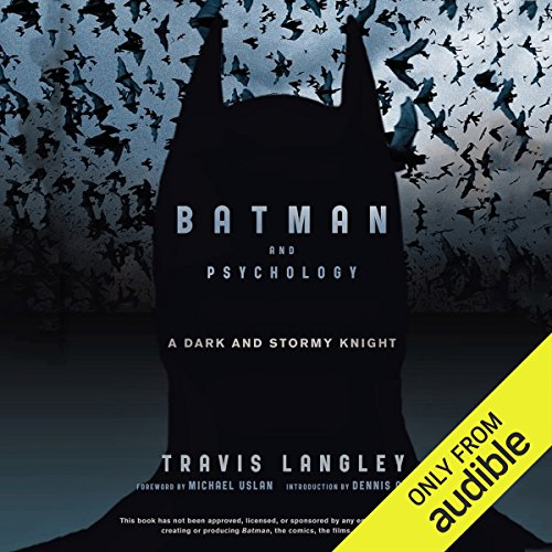 Couverture de Batman and Psychology
