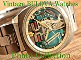 BULOVA Vintage Antique Watches Photo Collection