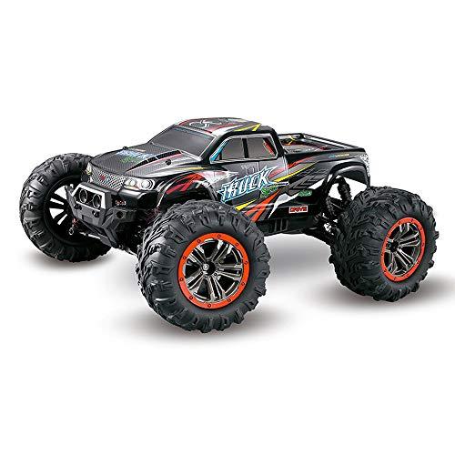 Momola Ferngesteuertes Auto, 4WD RC Auto, Hochgeschwindigkeit 1:10 RC Off Road 2.4Ghz Rennwagen RC Crawler Spielzeug für Kinder und Geburtstags Weihnachtsfest Geschenk