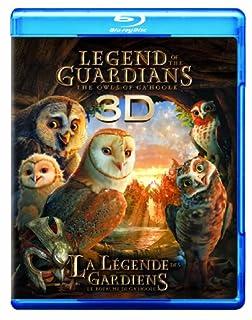 Legend of the Guardians: The Owls of Ga'Hoole [Blu-ray 3D + Blu-ray] (Bilingual) (B0049P245G) | Amazon price tracker / tracking, Amazon price history charts, Amazon price watches, Amazon price drop alerts