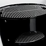 Weber 18-inch Smokey Mountain Cooker, Charcoal Smoker