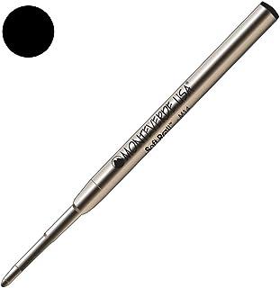 Monteverde USA Soft Roll Ballpoint Refill For Montblanc Pens - Black (2 Pack) (M142BK)