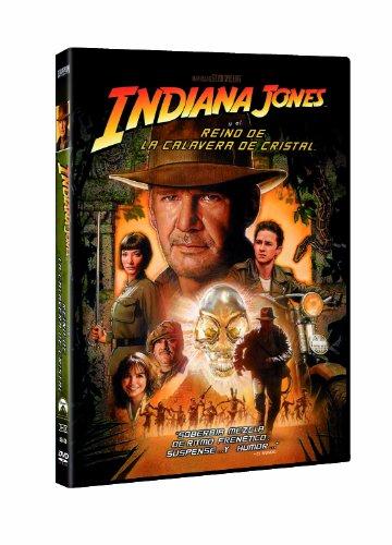Indiana Jones y el Reino de la Calavera de Cristal [DVD]